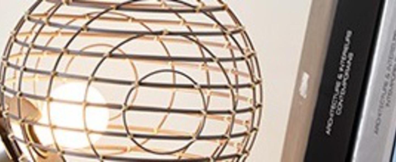 Lampe a poser sphere bamboo l noir o40cm cm forestier 20928 0 normal