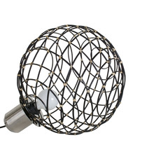 Sphere bamboo l arik levy lampe a poser table lamp  forestier 20928  design signed 42733 thumb