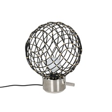 Sphere bamboo m arik levy lampe a poser table lamp  forestier 20918  design signed 42779 thumb