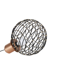 Sphere bamboo m arik levy lampe a poser table lamp  forestier 20922  design signed 42731 thumb