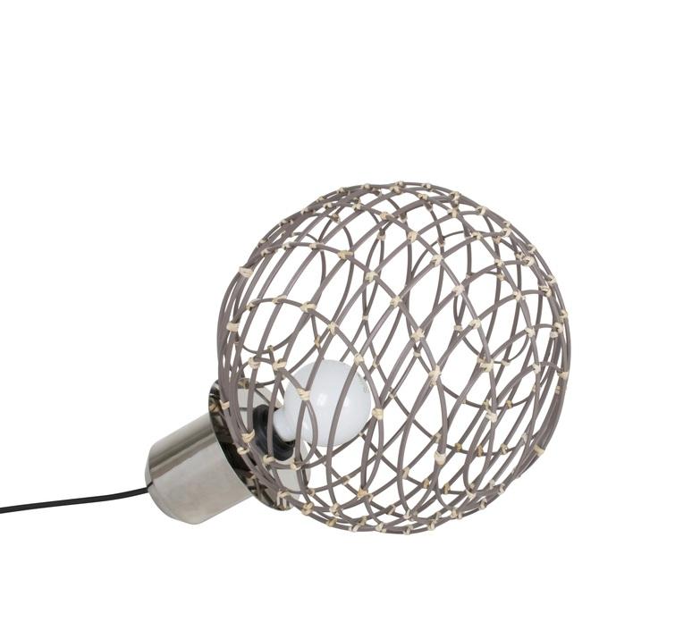 Sphere bamboo m arik levy lampe a poser table lamp  forestier 20925  design signed 42751 product