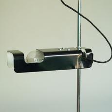 Spider joe colombo oluce 291 noir luminaire lighting design signed 22448 thumb