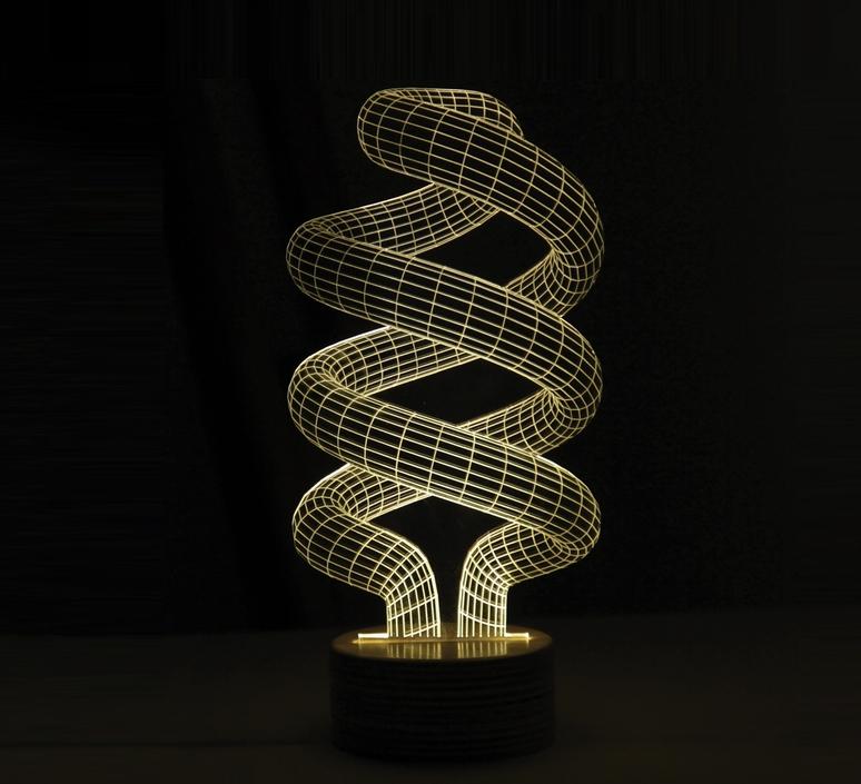 Spiral nir chehanowski studio cheha 1640 s luminaire lighting design signed 27893 product