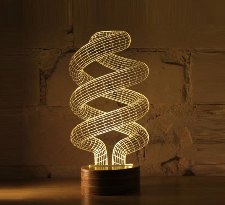 Spiral nir chehanowski studio cheha 1640 s luminaire lighting design signed 27894 product