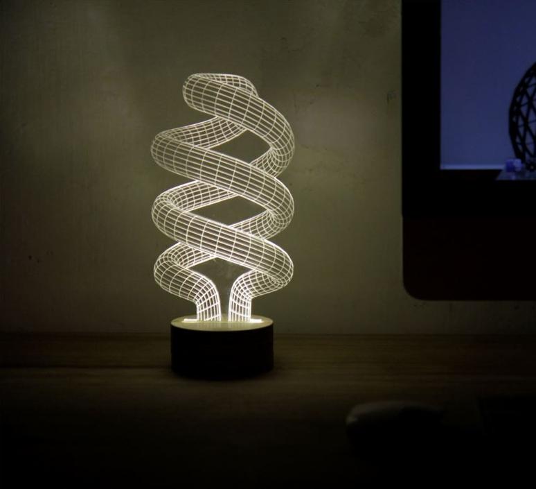 Spiral nir chehanowski studio cheha 1640 s luminaire lighting design signed 27895 product