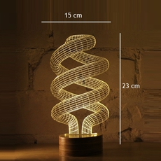 Spiral nir chehanowski studio cheha 1640 s luminaire lighting design signed 27897 thumb