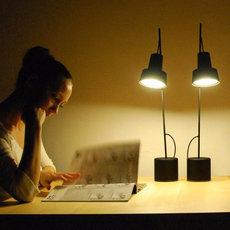 Spot table lamp  nir meiri lampe a poser table lamp  nir meiri spot tablelampmattblack  design signed 56805 thumb