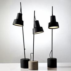 Spot table lamp  nir meiri lampe a poser table lamp  nir meiri spot tablelampmattblack  design signed 56806 thumb