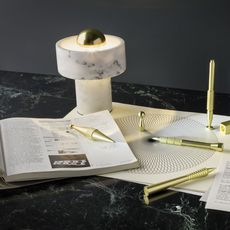Stone  lampe a poser table lamp  tom dixon stt01eu  design signed 38391 thumb