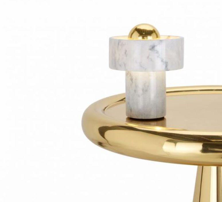 Stone  lampe a poser table lamp  tom dixon stt01eu  design signed 38393 product