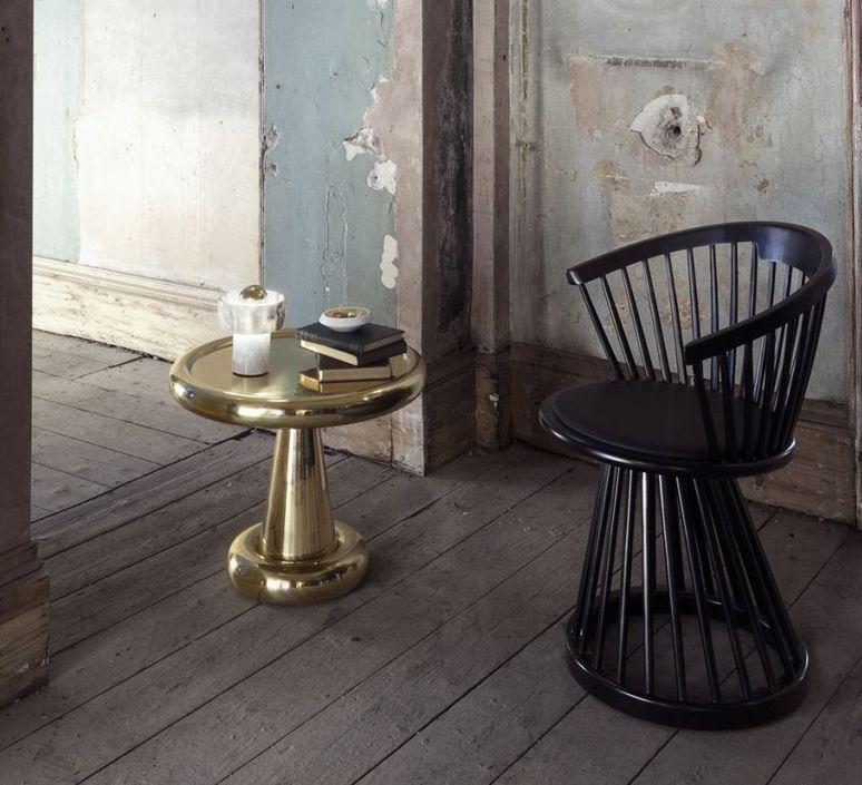 Stone  lampe a poser table lamp  tom dixon stt01eu  design signed 38395 product