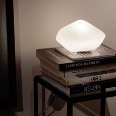 Stone of glass laudani et romanelli oluce 202 luminaire lighting design signed 22475 thumb