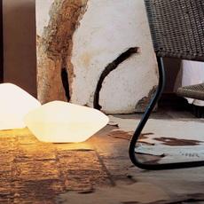Stone of glass laudani et romanelli oluce 203 luminaire lighting design signed 22481 thumb