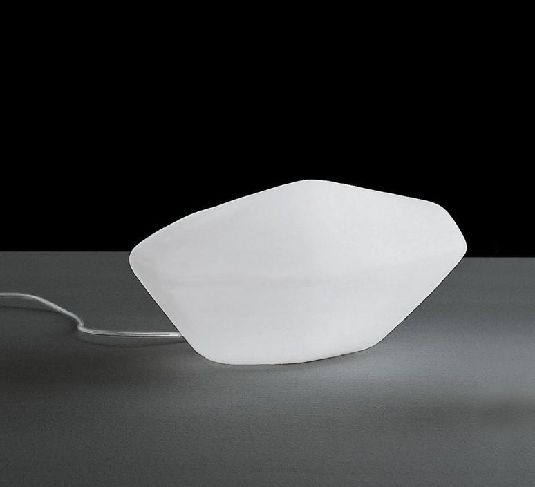 Stone of glass laudani et romanelli oluce 203 luminaire lighting design signed 22482 product