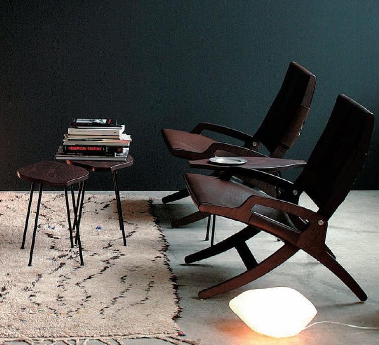 Stone of glass laudani et romanelli oluce 203 luminaire lighting design signed 22484 product
