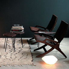 Stone of glass laudani et romanelli oluce 203 luminaire lighting design signed 22484 thumb
