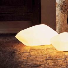 Stone of glass laudani et romanelli oluce 204 luminaire lighting design signed 22488 thumb