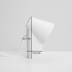 Study table lamp  lampe a poser table lamp  woud 137011  design signed 37562 thumb