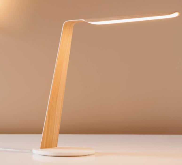 Swan mikko karkkainen tunto swan table birch luminaire lighting design signed 12294 product