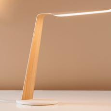 Swan mikko karkkainen tunto swan table birch luminaire lighting design signed 12294 thumb