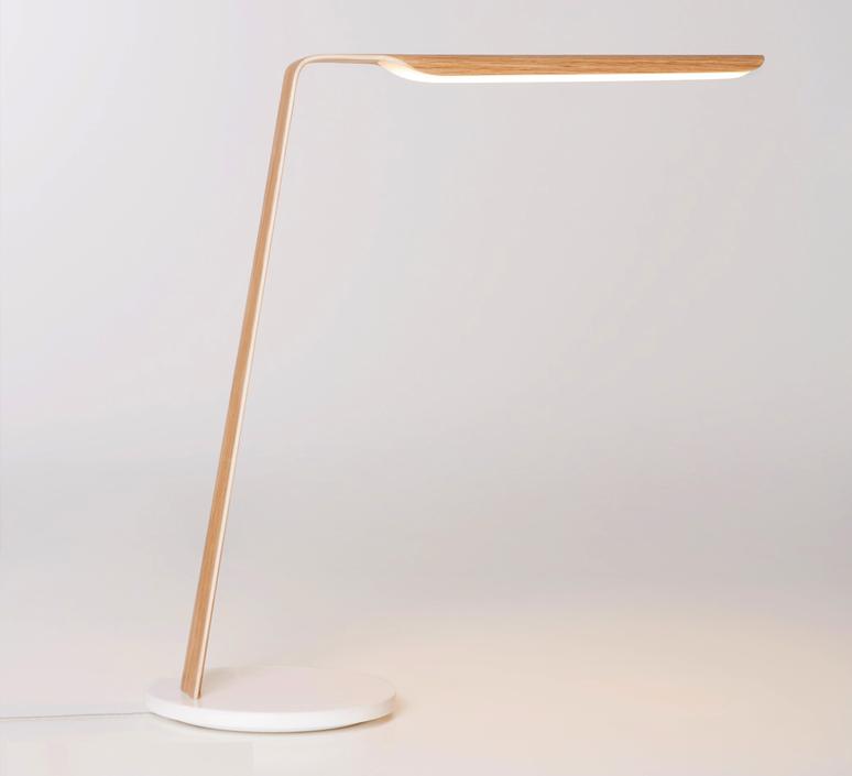 Swan mikko karkkainen tunto swan table birch luminaire lighting design signed 12296 product
