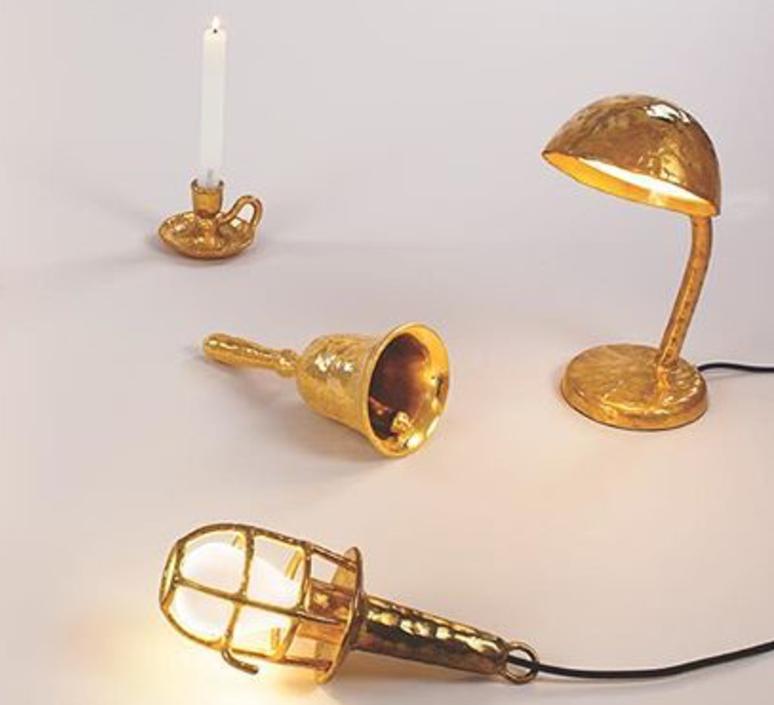 Table lamp fingers marcantonio raimondi malerba lampe a poser table lamp  seletti 16424  design signed 40695 product