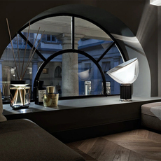 Taccia achille castiglioni lampe a poser table lamp  flos f6602030  design signed nedgis 126683 thumb