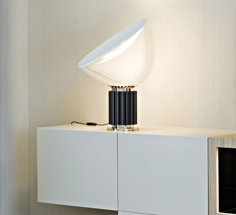 Taccia achille castiglioni lampe a poser table lamp  flos f6602030  design signed nedgis 126685 product