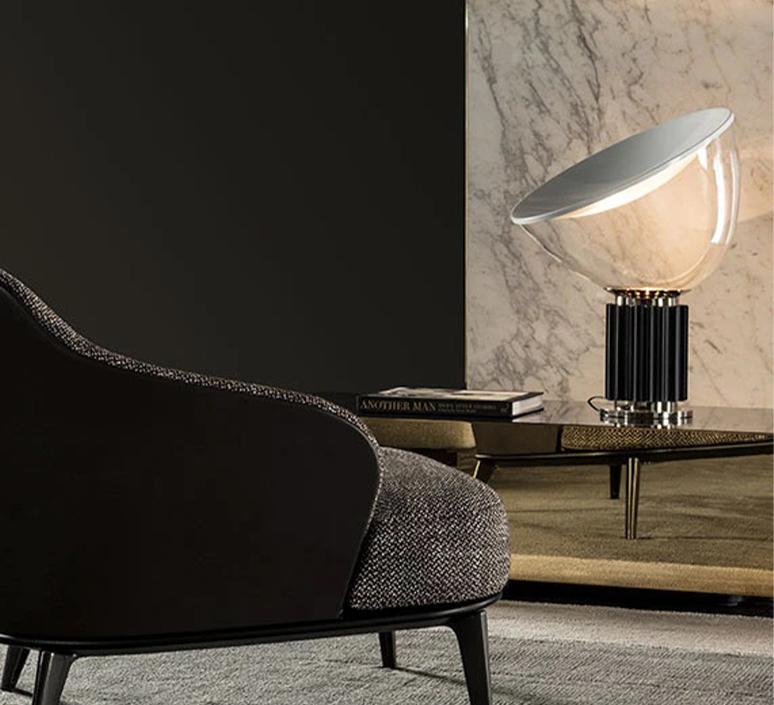 Taccia achille castiglioni lampe a poser table lamp  flos f6602030  design signed nedgis 126687 product