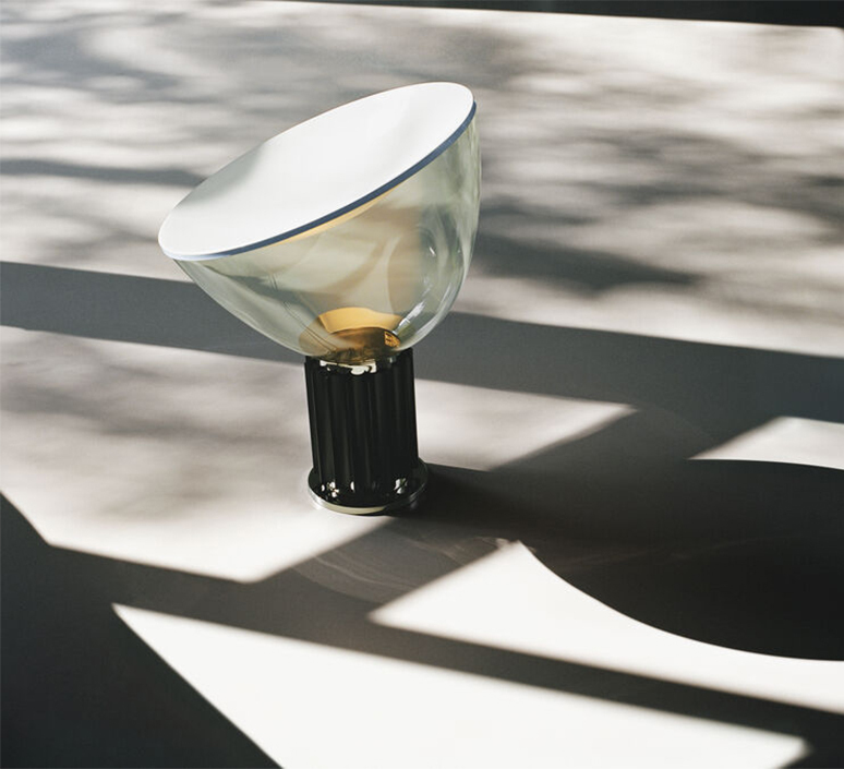 Taccia achille castiglioni lampe a poser table lamp  flos f6602030  design signed nedgis 126688 product