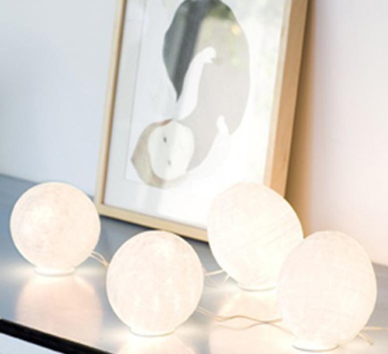 Tamago celine wright celine wright tamago guirlande luminaire lighting design signed 18897 product