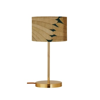 Lampe a poser tango midnight o17 5cm h49cm ebb flow normal