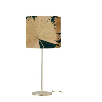 Lampe a poser tango midnight o35cm h82cm ebb flow normal