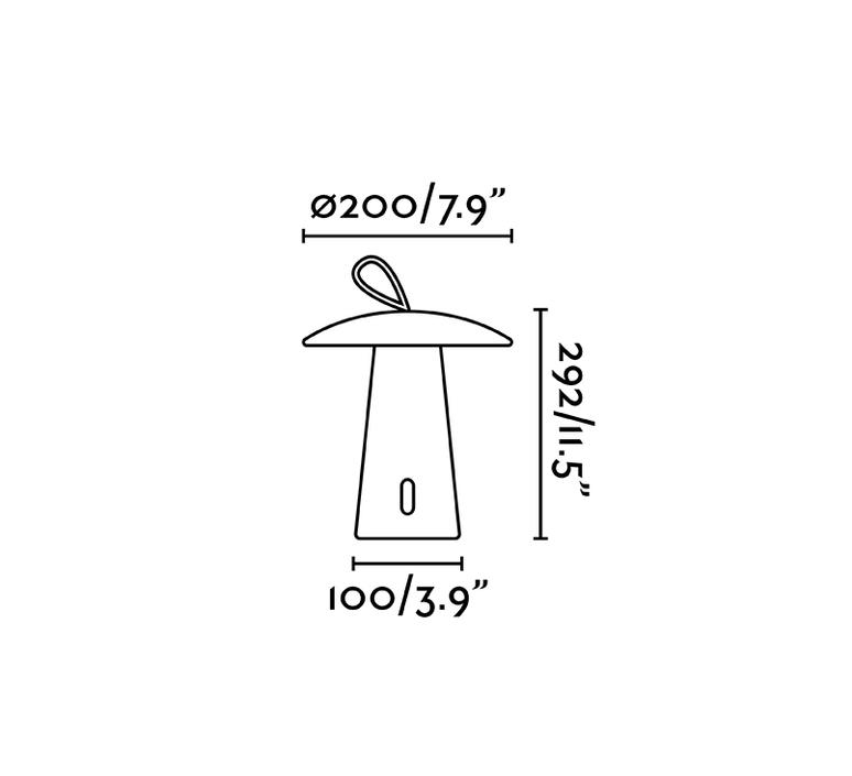 Task led lampe portable studio faro lampe a poser table lamp  faro 70914  design signed nedgis 109363 product