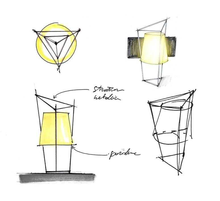 Tatu studio mr smith lampe a poser table lamp  kundalini k360375o  design signed nedgis 90860 product