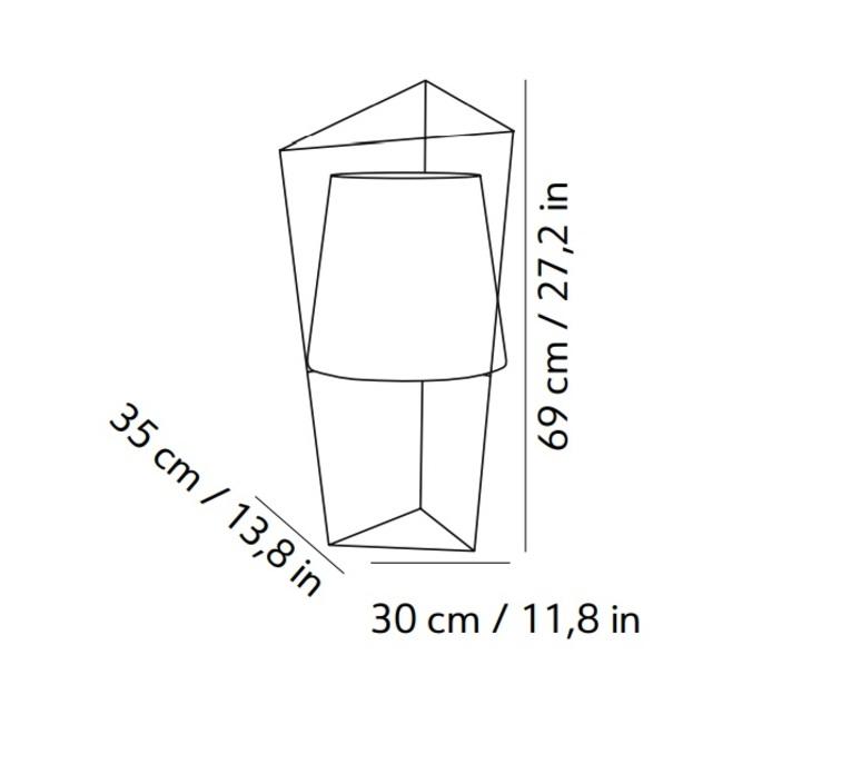 Tatu studio mr smith lampe a poser table lamp  kundalini k360375n  design signed nedgis 90864 product