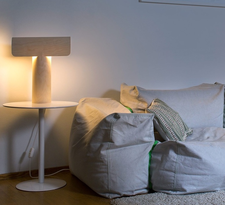 Teelo 8020 seppo koho lampe a poser table lamp  secto design 16 8020 00  design signed 41850 product