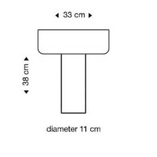 Teelo 8021 seppo koho lampe a poser table lamp  secto design 16 8020 60  design signed 41842 thumb