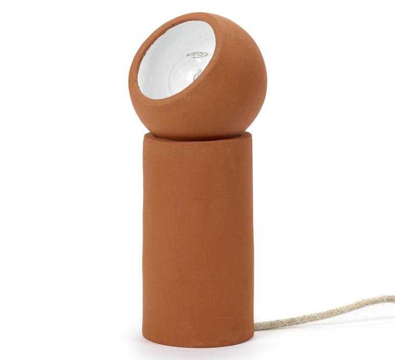 Terra light s lauren van driessche lampe a poser table lamp  serax b7218001  design signed 59827 product
