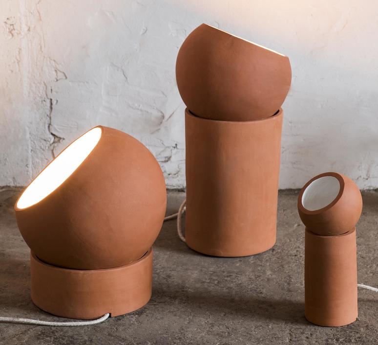 Terra light s lauren van driessche lampe a poser table lamp  serax b7218001  design signed 59830 product