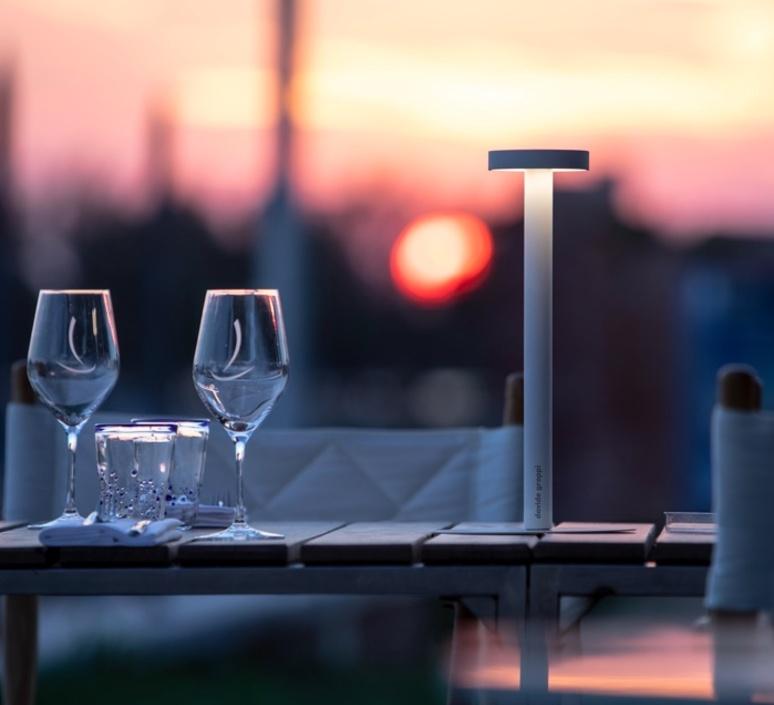 Tetatet davide groppi lampe a poser table lamp  davide groppi 1a03103 27   design signed nedgis 112502 product