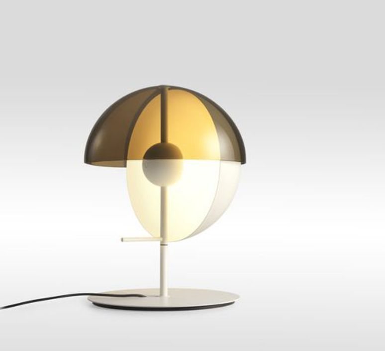 Theia m mathias hahn lampe a poser table lamp  marset a672 001   design signed 36627 product