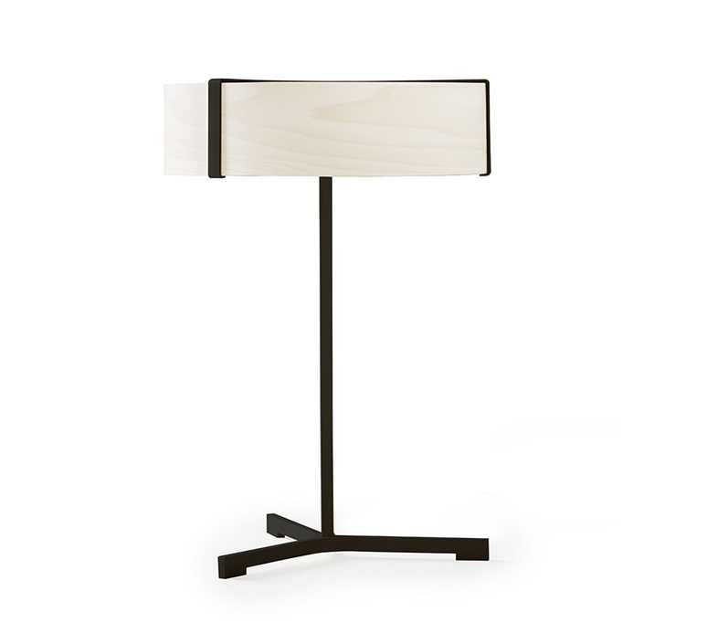 Thesis ramon esteve studio lampe a poser table lamp  lzf thes m bk led dim 20  design signed nedgis 76247 product