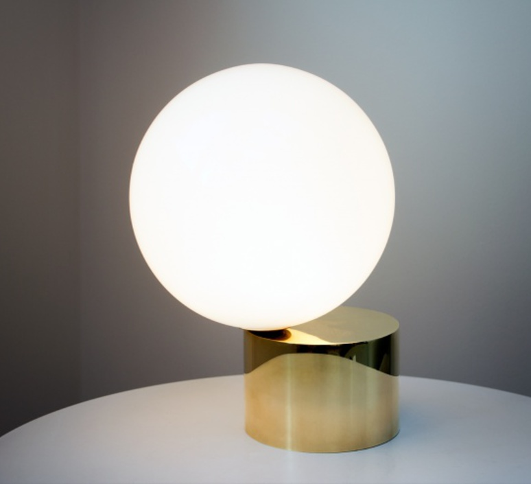 Tip of the tongue michael anastassiades lampe a poser table lamp  anastassiades ma totpb  design signed 39686 product