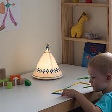 Tippi roberto celada et raquel esteve lampe a poser table lamp  buokids bktipi02  design signed 54116 thumb