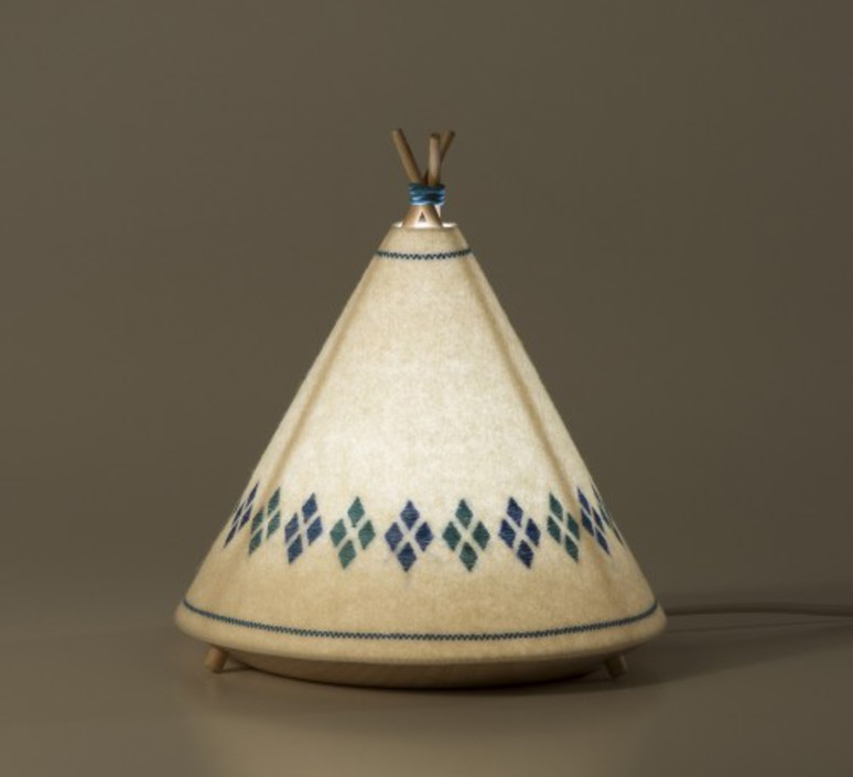 Tippi roberto celada et raquel esteve lampe a poser table lamp  buokids bktipi02  design signed 54117 product