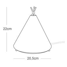 Tippi roberto celada et raquel esteve lampe a poser table lamp  buokids bktipi02  design signed 54125 thumb