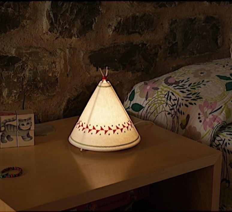 Tippi roberto celada et raquel esteve lampe a poser table lamp  buokids bktipi04  design signed 54134 product