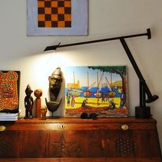 Tizio led richard sapper lampe a poser table lamp  artemide a009210   design signed 34602 thumb