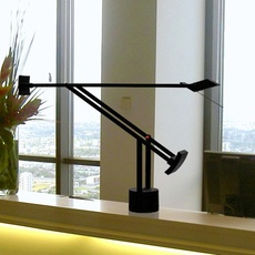 Tizio led richard sapper lampe a poser table lamp  artemide a009210   design signed 34603 thumb